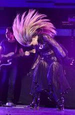 SABRINA CARPENTER Prforms at Wiltern in Los Angeles 07/21/2017