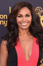 SALLI RICHARDSON WHITFIELD at Words Plus Music Celebration in Los Angeles 06/29/2017