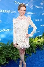 SALLY PRESSMAN at Oceana Seachange Summer Party in Los Angeles 07/15/2017