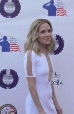 SALLY PRESSMAN at Veterans of All Nations Gala in Hollywood 07/01/2017
