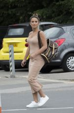SAMANTHA FAIERS Out and About in Hertfordshire 07/04/2017