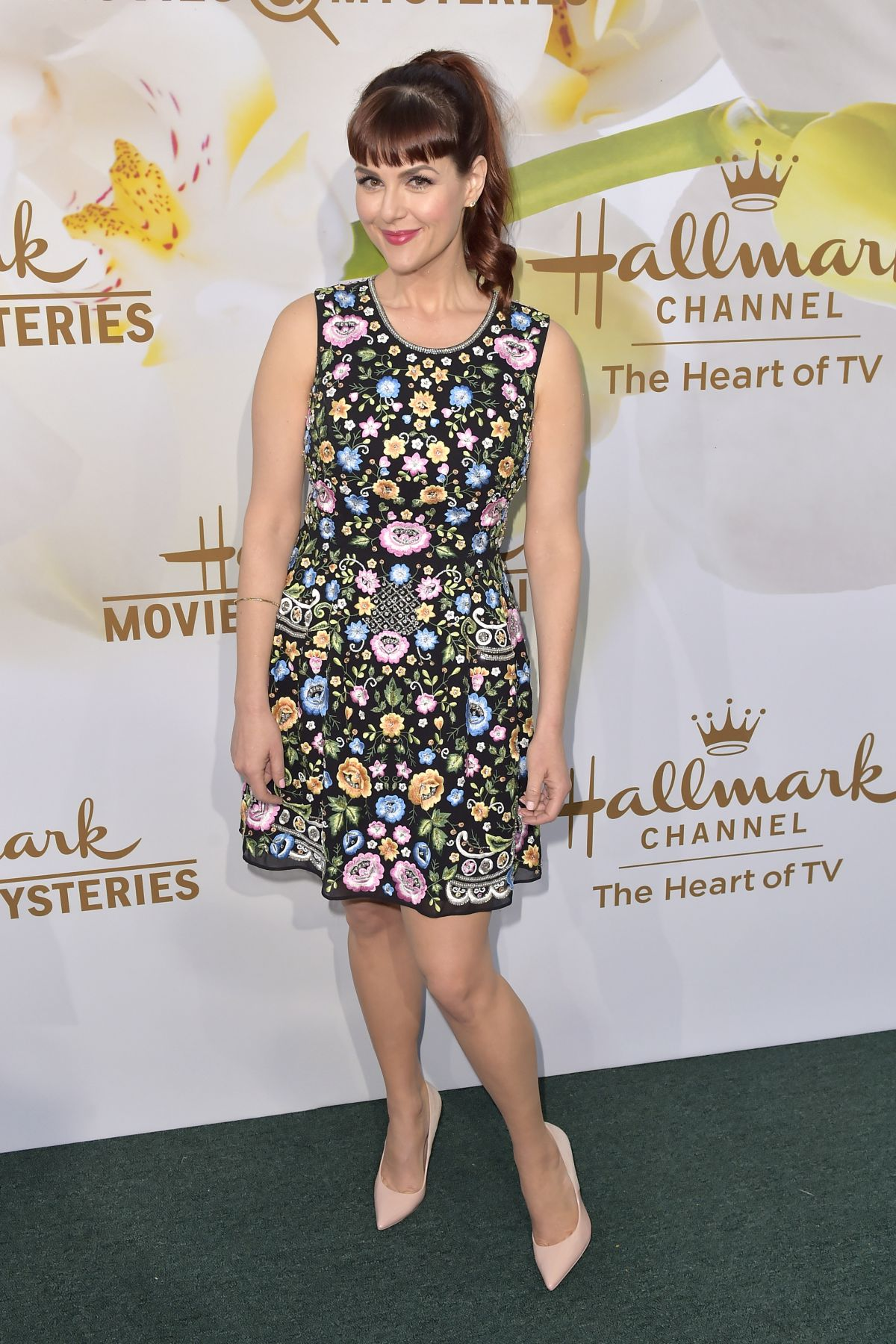 SARA RUE at Hallmark Event at  TCA Summer Tour in Los Angeles 07/27/2017