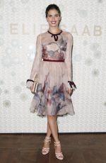 SARA SAMPAIO at Elie Saab Girl of Now Perfume Launch at Haute Coutre Paris Fashion Week 07/06/2017