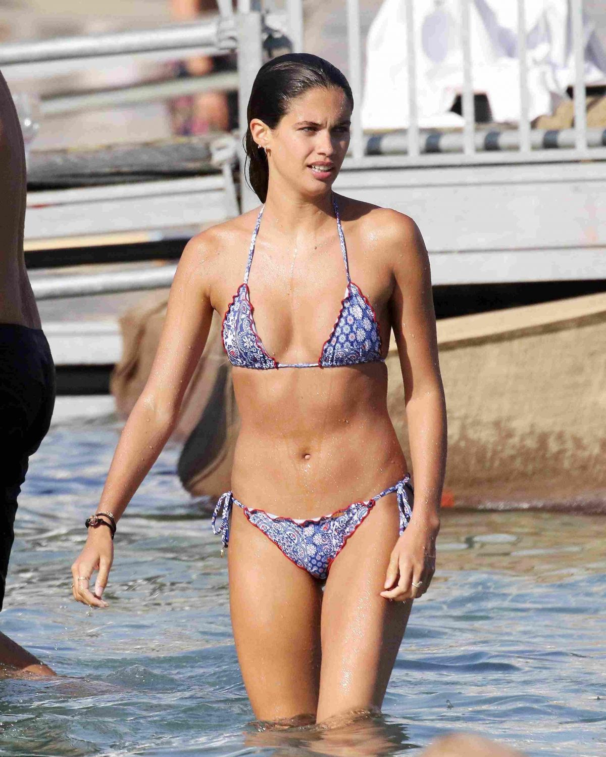 Sara Sampaio with Bikini Pic 25 of 35