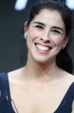 SARAH SILVERMAN at 2017 Summer TCA Tour in Beverly Hills 07/27/2017
