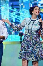 SARAH SILVERMAN at Disney's D23 Expo 2017 in Anaheim 07/15/2017
