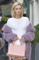 SARAH SNYDER for Samantha Thavasa Handbags Photoshoot in New York 07/07/2017