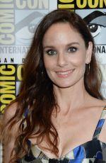 SARAH WAYNE CALLIES at Colony Panel at Comic-con International in San Diego 07/20/2017