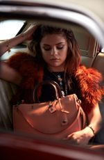 SELENA GOMEZ for Coach, Fall 2017 Campaign