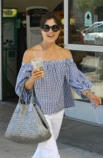 SELMA BLAIR Out and About in Studio City 07/03/2017