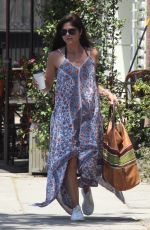 SELMA BLAIR Out and About in Studio City 07/06/2017