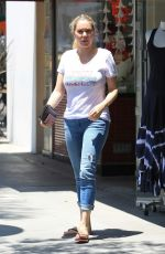 SHANNA MOAKLER Out Shopping in Beverly Hills 07/18/2017