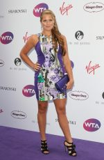 SHELBY ROGERS at Pre-Wimbledon Party in London 06/29/2017