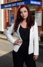 SHONA MCGARTY for Eastenders 2017 Photoshoot