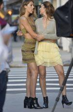 SISTINE ROSE STALLONE for Samantha Thavasa Handbags Photoshoot in New York 07/07/2017