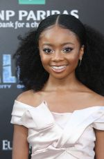 SKAI JACKSON at Valerian and the City of a Thousand Planets Premiere in Hollywood 07/17/2017