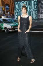 SOFIA BOUTELLA at Atomic Blonde Premiere in Berlin 07/17/2017
