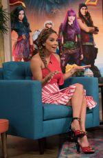 SOFIA CARSON at Despierta America in Miami 07/18/2017