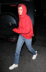 SOFIA RICHIE Out for Dinner in Los Angeles 07/10/2017