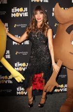 SOFIA VERGARA at The Emoji Movie Special Screening in New York 07/23/2017