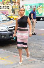 SOPHIA BUSH Arrives at Her Hotel in New York 07/13/2017