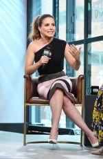 SOPHIA BUSH at AOL Build Speaker Series in New York 07/13/2017