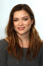SOPHIE COOKSON Promotes Gypsy at Build LDN in London 07/04/2017