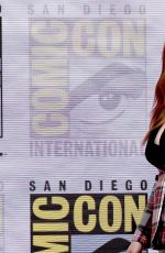 SOPHIE TURNER at Game of Thrones Panel at Comic-con in San Diego 07/21/2017
