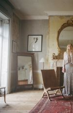 SOPHIE TURNER for W Magazine, July 2017