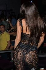 SORAJA VUCELIC Night Out in Montenegro 07/09/2017