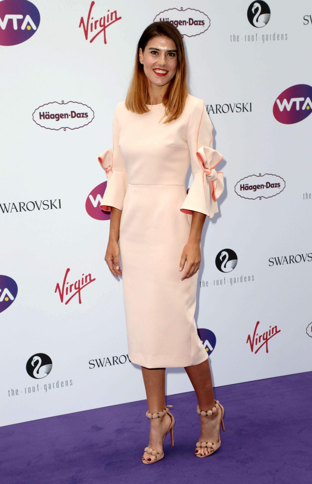 SORANA CIRSTEA at Pre-Wimbledon Party in London 06/29/2017 ...