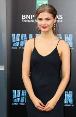 STEFANIE SCOTT at Valerian and the City of a Thousand Planet Premiere in Hollywood 07/17/2017