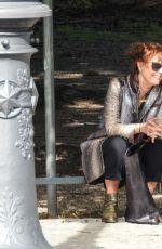 SUSAN SARANDON Out in Berlin 07/06/2017
