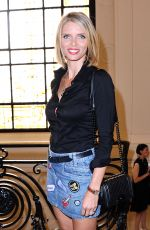 SYLVIE TELLIER at Jean Paul Gaultier Fashion Show at Haute Couture Paris Fashion Week 07/05/2017