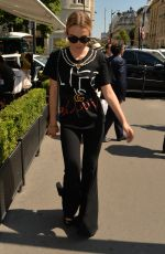 TALLIA STORM Out for Lunch in Paris 07/05/2017