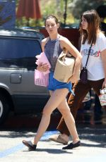 TALLULAH WILLIS Out Shopping in West Hollywood 07/04/2017