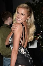TANYA MITYUSHINA Leaves Catch LA in West Hollywood 07/18/2017