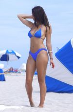 TAO WICKRATH in Bikini at a Beach in Miami 07/24/2017