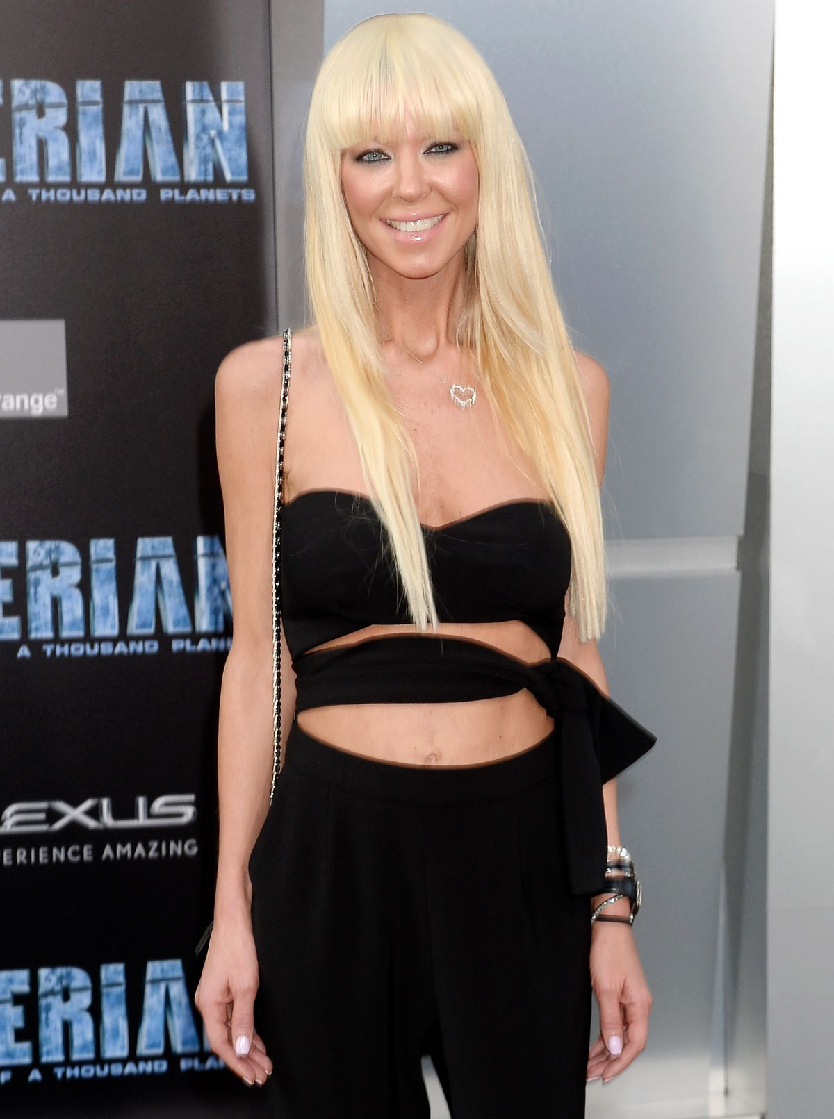 TARA REID at Valerian and the City of a Thousand Planet Premiere in Hollywood 07/17/2017