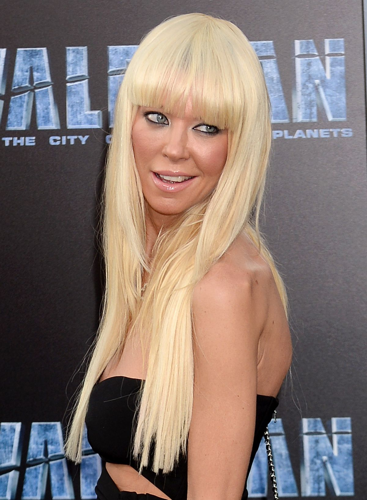 TARA REID at Valerian and the City of a Thousand Planet ...