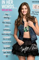 TAYLOR MARIE HILL in Cosmopolitan Magazine, Middle East July/August 2017