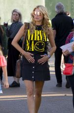 TESS DALY at British Summer Time Festival at Hyde Park in London 07/09/2017
