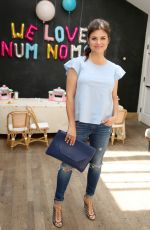 TIFFANY THIESEN at Num Noms Event at Au Fudge in West Hollywood 07/30/2017