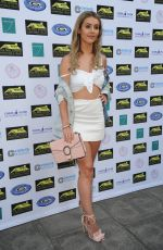 TINA STINNES at Paul Strank Charitable Trust Summer Party in London 07/05/2017