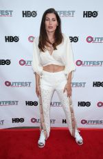 TRACE LYSETTE at Transparent Season 4 Screening at 2017 Outfest Los Angeles LGBT Film Festival 07/16/2017