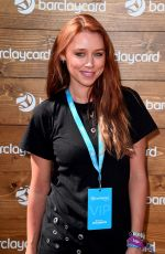 UNA HEALY at Barclaycard Presents British Summer Time at Hyde Park in London 07/02/2017