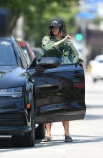 VANESSA HUDGENS Leaves Pilates Class in Los Angeles 07/05/2017