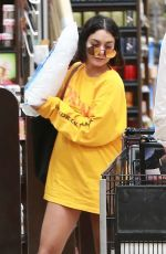 VANESSA HUDGENS Out Shopping in Studio City 07/15/2017
