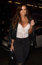 VICKY PATTISON at Ann Summers Launch Party in London 07/27/2017