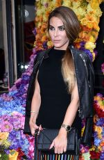 VICTORIA BAKER-HARBER at One Love Exhibition Private View in London 07/06/2017